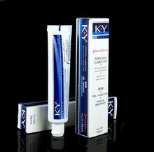 KY 50g Soft Anal Sex Lubricant Expansion Cream For Couples, Male and Female, Gay Oil Sex toys Sex Products Lubricantes Sexuales(China (Mainland))