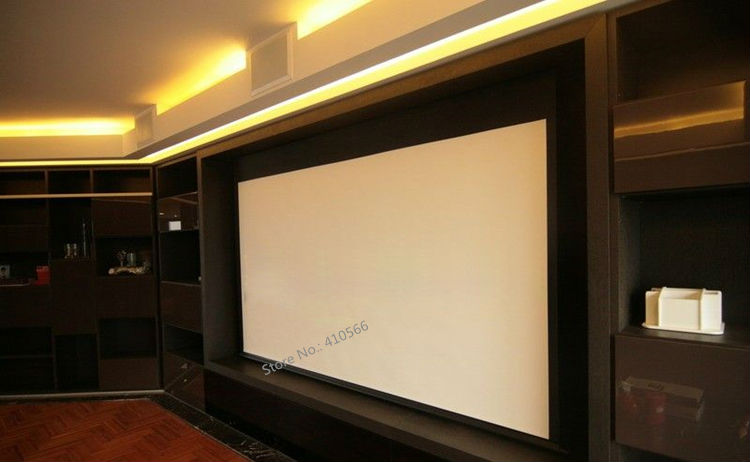 150 inch motorized screen pic 17