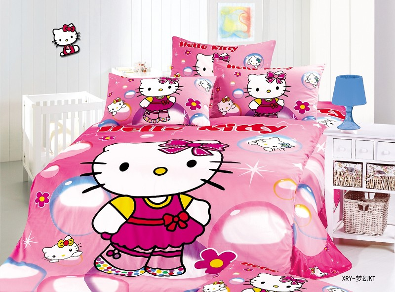hello kitty bedroom set promotion shop for promotional hello kitty
