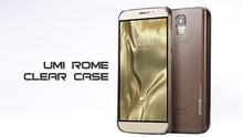 2015 Newest !! UMI ROME X Hard Cover Case 2016 New Crystal Clear Transparent Hard Cover Case UMI ROME X Hard Cases X271(China (Mainland))