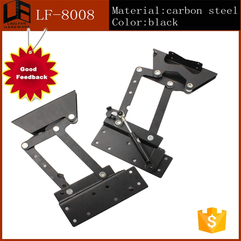 lift up coffee table mechanism table furniture hardware adjustable table height mechanisms(China (Mainland))