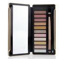 2016 New arrival 1pcs Eyeshadow Nake 12 24 Colors Palette Eye Shadow Urban Nude Makeup Brush