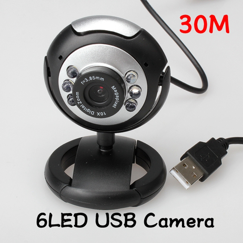 500w hd digital usb web cam computer camera with mic for pc computer/laptop
