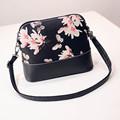 New Women Messenger Bags Fashion Women Shoulder Bags Women Printing Shoulder Bag Leather Purse Satchel Messenger