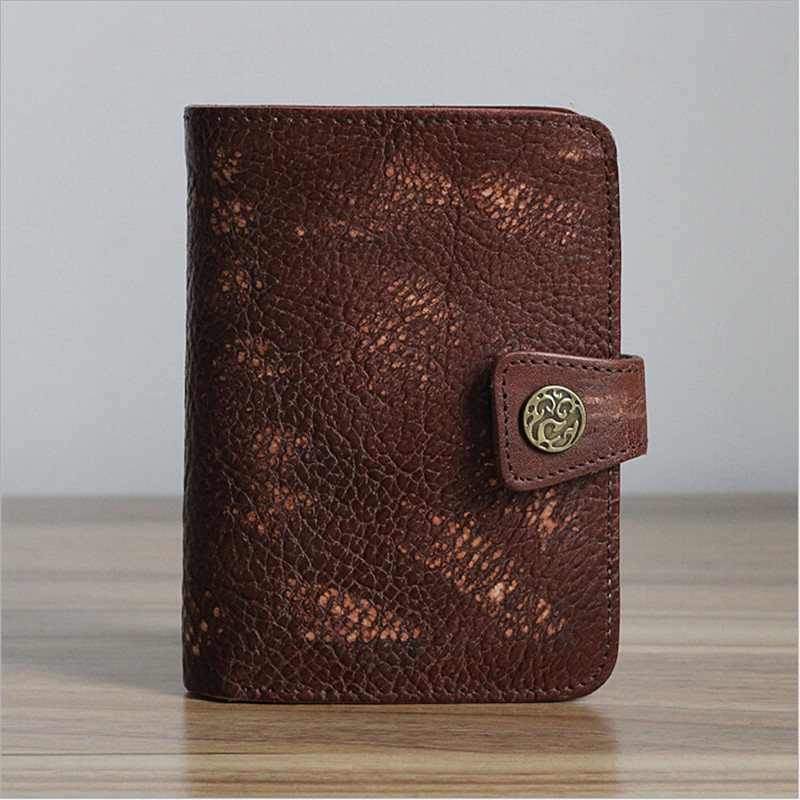 2016 DISCOUNTS fashion new women wallets genuine leather vintage Leather Wallet Purse brand design high quality female short(China (Mainland))