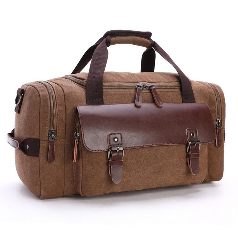 Popular Mens Leather Overnight Bags-Buy Cheap Mens Leather Overnight Bags Lots From China Mens ...
