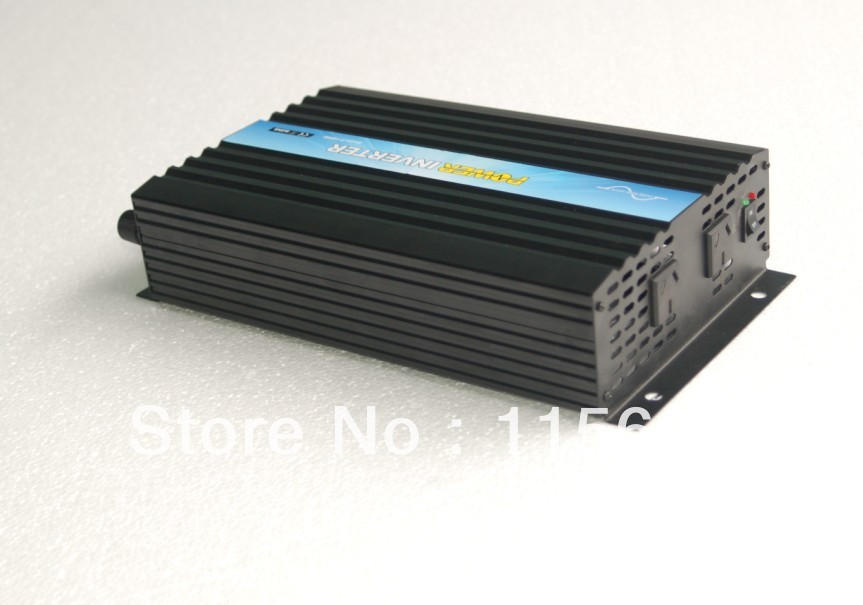 Factory Direct Selling 1500W Solar Panel Inverter DC24v to AC110V220V230V CE&RoHS&SGS Approved(China (Mainland))