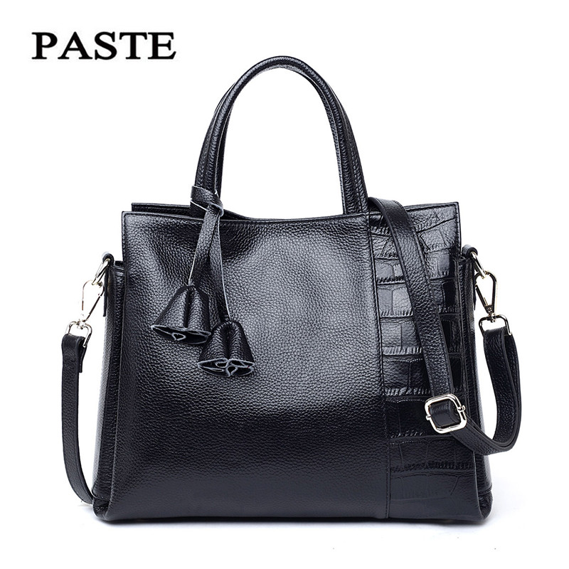 NEW Elegant Natural Genuine Leather women leather handbags Aligators pattern shoulder crossbody bag Fashion women messenger bags<br><br>Aliexpress
