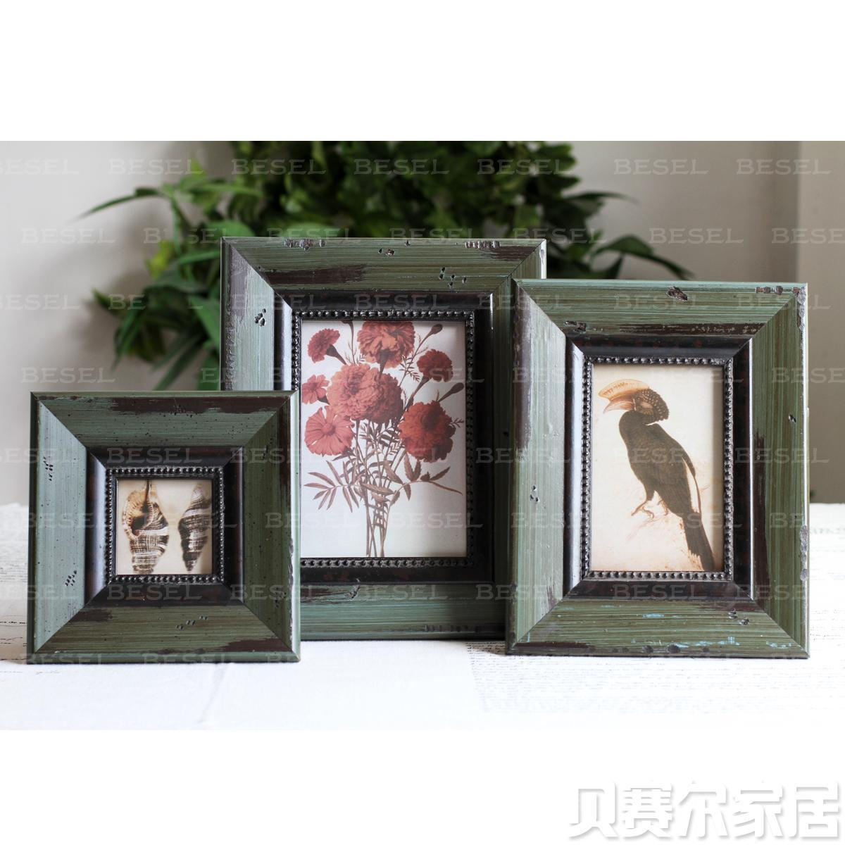Vintage Premium Photo Frames, Best Quality Picture Frame, art, painting, gallary (PM016) - China TreasureHunt Home Decoration Co. Ltd. store