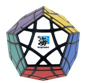 MF8 BermudaMinx Crazy Megaminx Plus Neptune Black(China (Mainland))