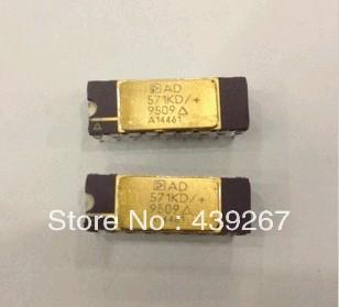 Free shipping AD AD571KD new and original from KezhidaTechnology (HK) Co., Ltd.(China (Mainland))