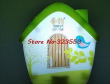 LED night light.  Light control sensor plug-in night light. Sleep baby lamp lamps LED control lamp. Small house ornaments(China (Mainland))