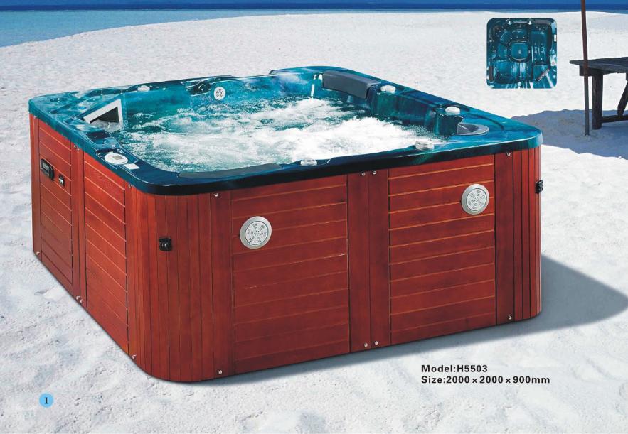 garden round hot tub europe wholesale underground hot tub. Black Bedroom Furniture Sets. Home Design Ideas