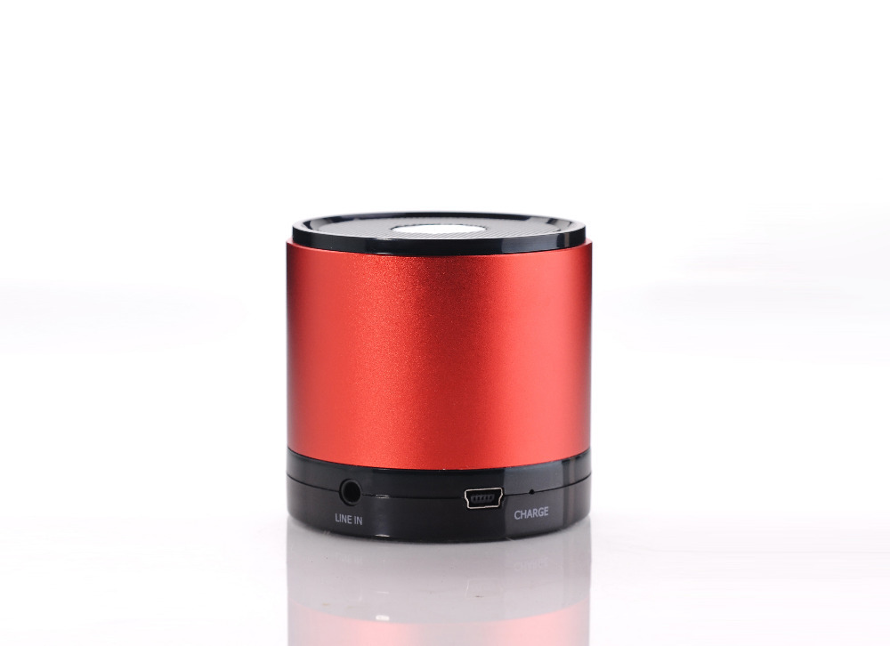 Bluetooth Speaker Mini Wireless Bass Subwoofer Outdoor Sport Sound Box Portable MP3 Music Player Loudspeaker Factory Price(China (Mainland))