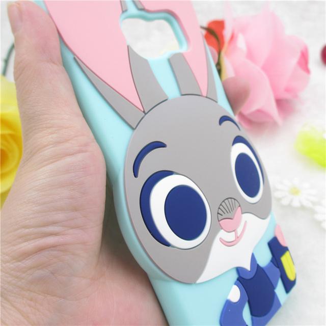 Case Samsung S4/S5/S6/S6 egde/S6 edge plus/S7/S7 edge Cute Rabbit