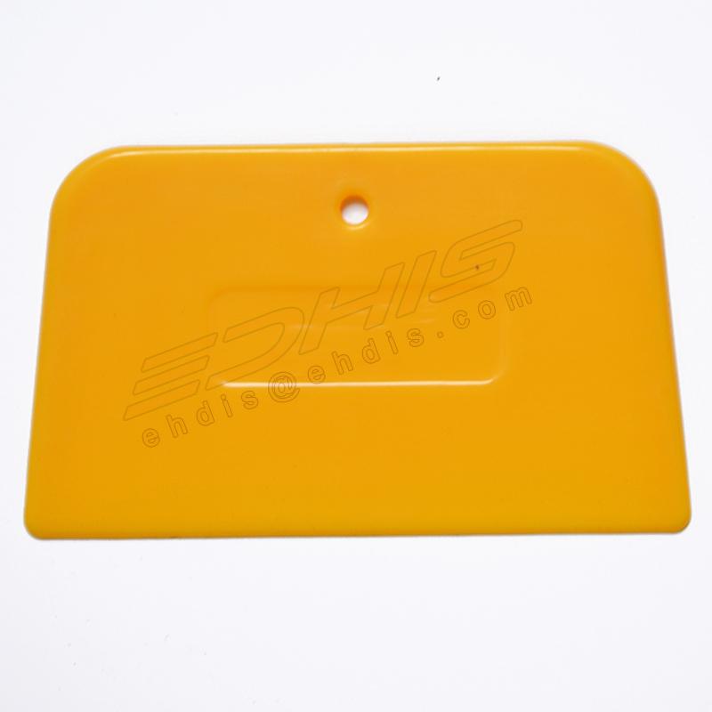 3d углеродного волокна виниловая пленка упаковка инструменты желтый ракель