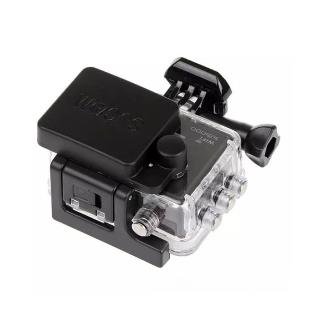 Lens Cover Housing Lens Cover Kit For SJCAM GOLDFOX SJ4000 WiFi Series Or SJ5000 WiFi Plus