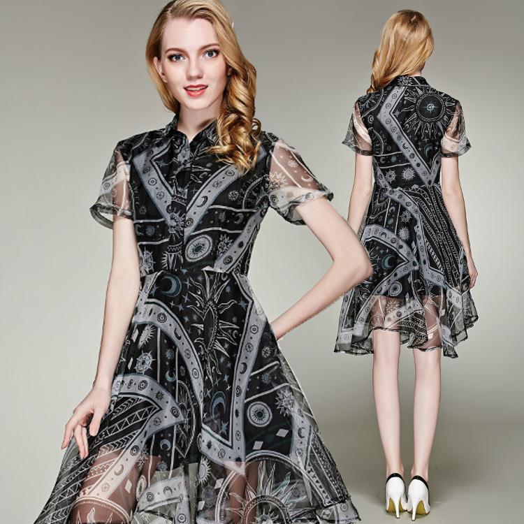 European Informal Wedding Dresses 114