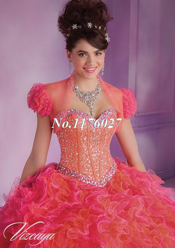 Similiar Red And Gold Sweet 16 Dresses Keywords