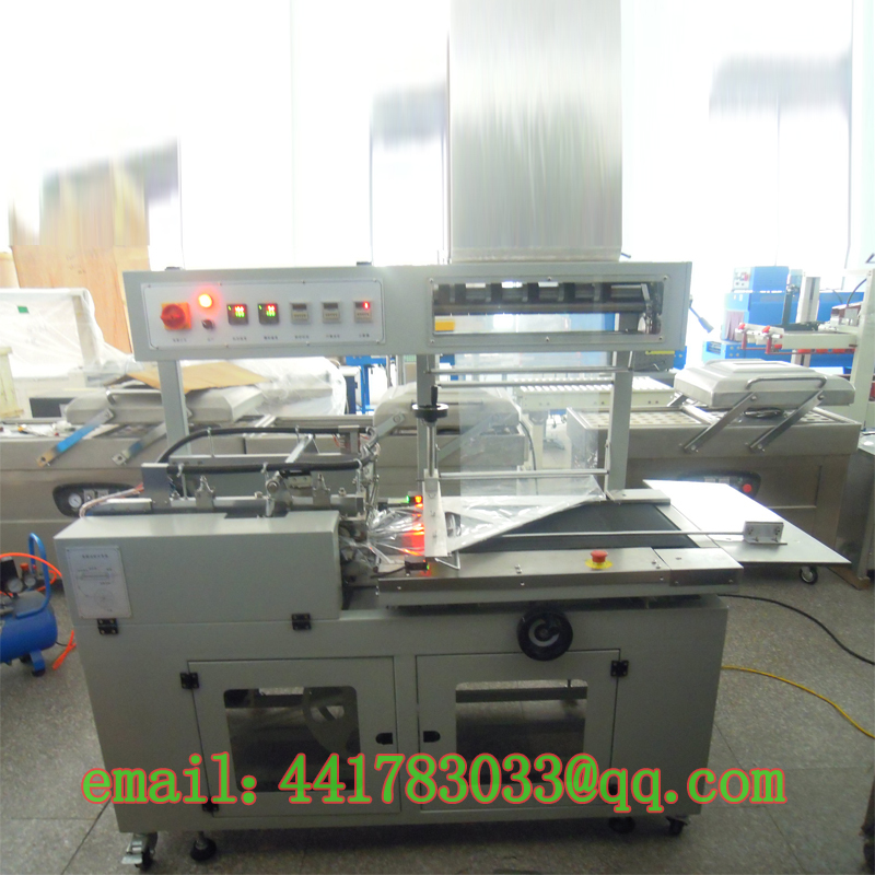 BSF-5640 automatic L sealer Automatic Sealer Machine Food and Cosmetic Sealer film packaging machine shrink machine(China (Mainland))