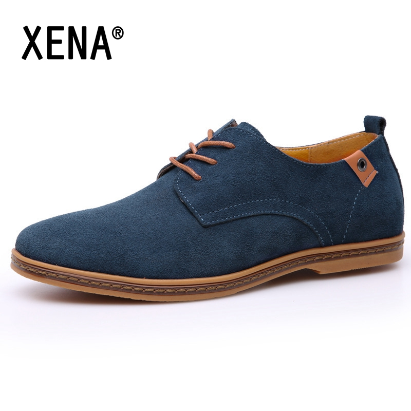 xena 2016 plus size shoes casual oxford leather flats