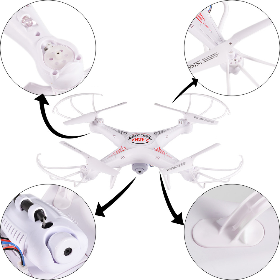D97 Quadcopter 4 Channels Remote Control Drone with Camera HD RC Helicopter kvadrokopter Kids Toy for iPhone SAMSUNG BD(China (Mainland))