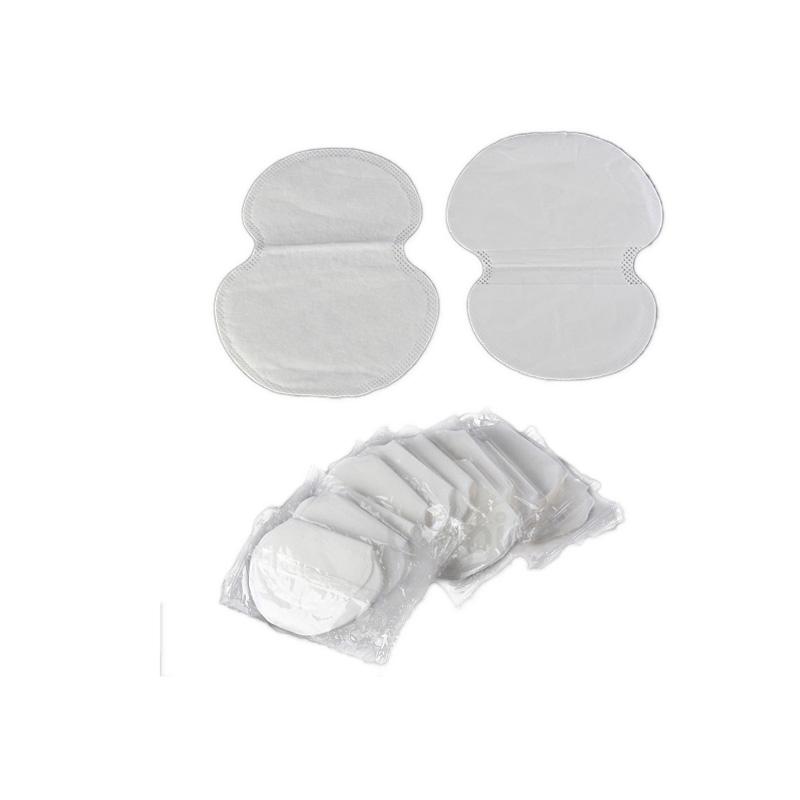 12pcs/set Summer Deodorant Anti Perspiration Odour Sweat Guard Pads Shield Absorbing Armpit Deodorant stick(China (Mainland))