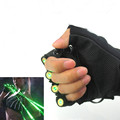 Christmas gift 532nm 100mw Violet Blue Laser Gloves dancing stage show light for DJ Club Party