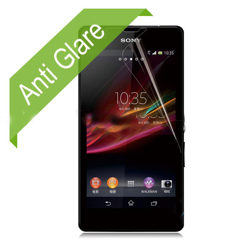 Защитная пленка для мобильных телефонов 1 X Sony Xperia ZR M36h защитная пленка для мобильных телефонов hd sony xperia zr m36h
