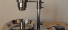 Metal powder flowability tester Density Tester flow meter