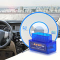 2017 ELM327 Mini ELM 327 V2 1 OBD2 Bluetooth Interface Auto Scanner obd ii Diagnostic Tool