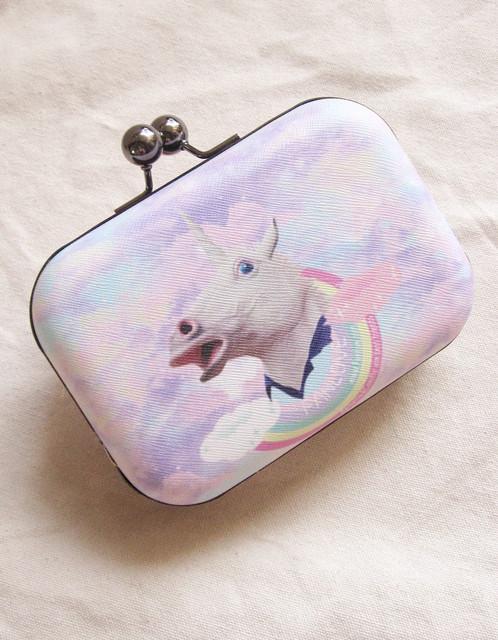 2016 новинка мини-мило единорог ретро мини портмона клатч вечерняя сумочка женская сумка бесплатная доставка