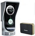 WIFI Version Wireless IP Doorbell With Indoor Bell APP Remote Control Video Door Phone