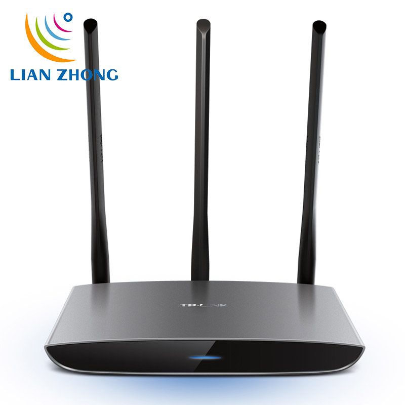 Tp-link TL-WR890N 450 M Router inalámbrico completo cuerpo de Metal de 2.4 GHz Router WiFi Internet inalámbrico alta velocidad sin trabas a través de paredes(China (Mainland))
