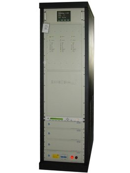 CZH518A-1KW VHF UHF All Solid State DVB-T TV Signal Broadcast Transmitter Digital TV Station Broadcasting Equipment