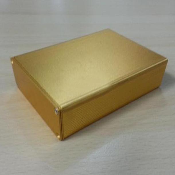 Aluminum alloy Instrument shell electric enclosure box DIY 74X29X100mm NEW<br><br>Aliexpress
