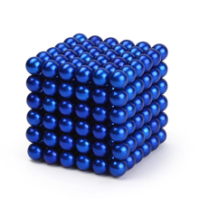 Magic Cube Multi-Molding 216 Pcs New Pattern Design Nickel-Color-5mm Neodymium Magnetic Balls 5 mm DIY HA10614(China (Mainland))
