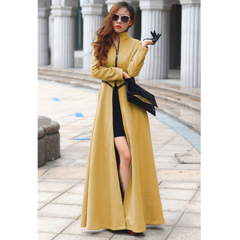 Extra Long Coats For Women