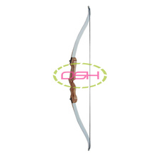 22lbs take-down recurve bow  practice bow handmade wooden bow laminated Outdoor shooting archery hunting bow and arrow