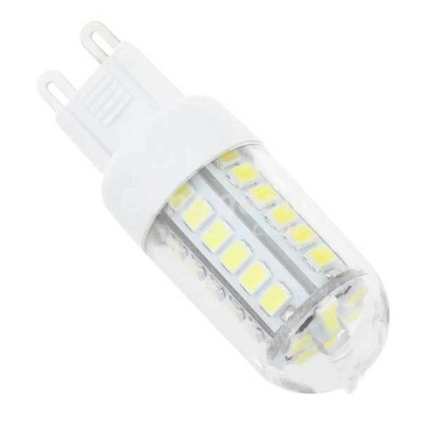 Elmcrest G9 LED Bulbs 2.5W White 42 SMD 3528 Corn Light AC 220-240V(China (Mainland))