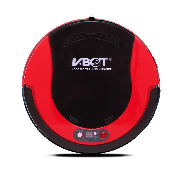 Intelligent robot vacuum cleaner rechargeable remote control automatically sweep the household Floor Sweeper(China (Mainland))