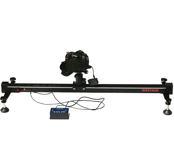 Portable professional electric control 1m 100cm westage ii Motorized video slider