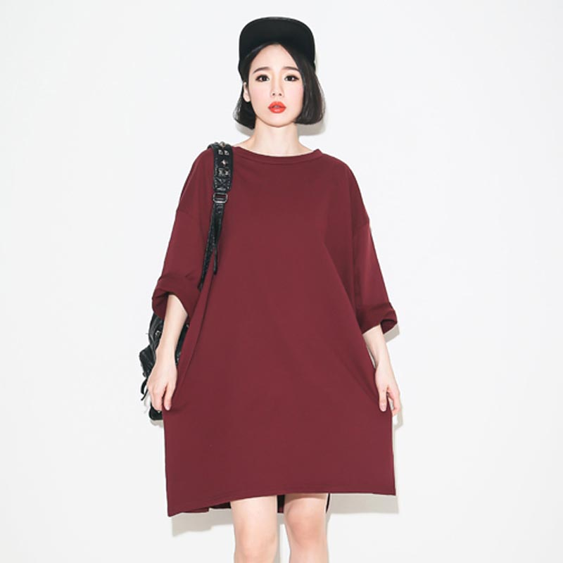 Long Sleeve Short Loose Dresses Dress Blog Edin