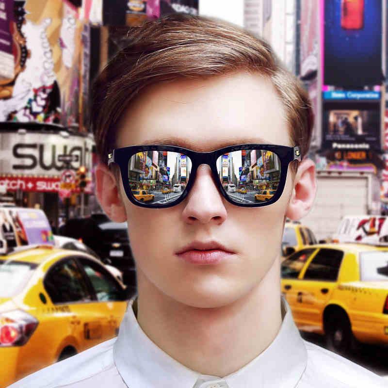 "Brand New Unisex Sunglasses ""Jumping Syllabic"" Mirror Anti-Reflective UV400 Fashion Outdoor Driving Men/Women Sunglasses(China (Mainland))"
