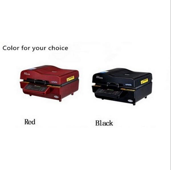 Купить ST 3042 3D Сублимация Теплопередачи Машина Принтера 3D Вакуум Тепла Пресс Машина Принтера для Случаев Кружки Тарелки, Бокалы Для Вина