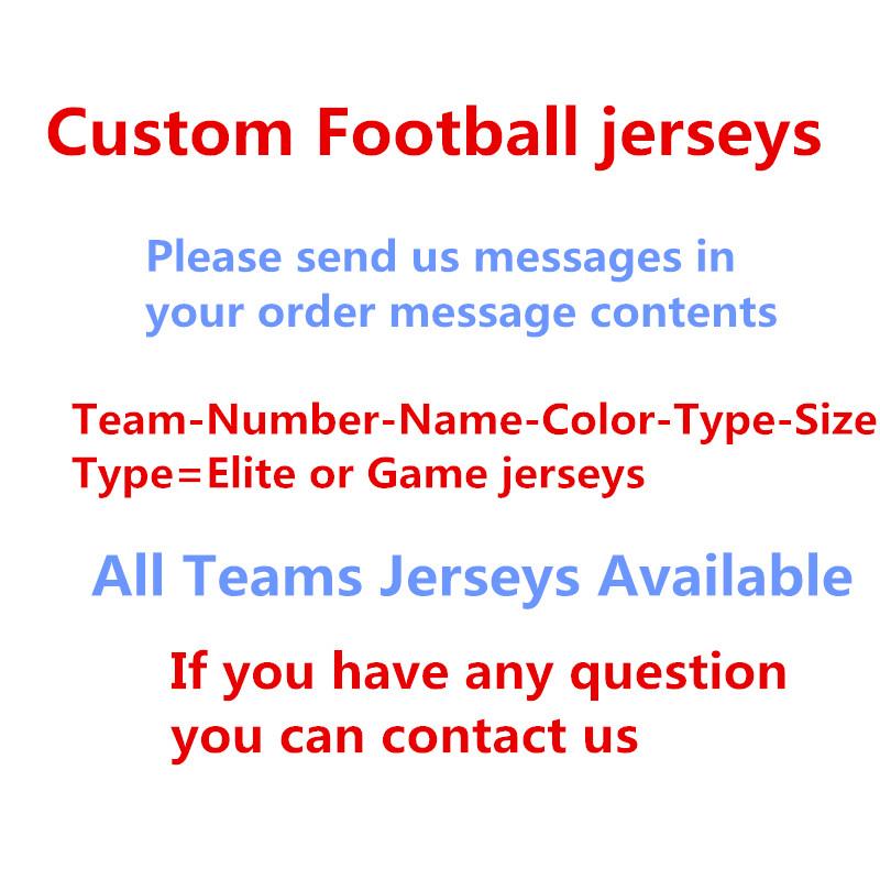 Custom jerseys Men jerseys Women Kids/Youth jerseys Tom Brady jersey Peyton Manning jersey Odell Beckham Jr shirts Cam Newton(China (Mainland))