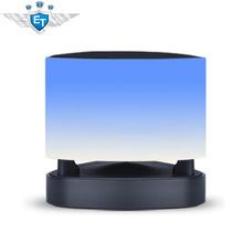 Newest Original Ovevo Fantasy Pro Z1 Speaker Bluetooth 4.0 Mini Light LED Speaker Light Smart LED Night Lamp Touch Panel Button(China (Mainland))