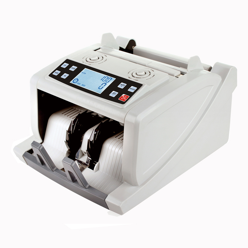Top Grade Cash Bill counter Counterfeit Detector DMS-780T Special for Thailand Notes,financial equipment wholesale(China (Mainland))