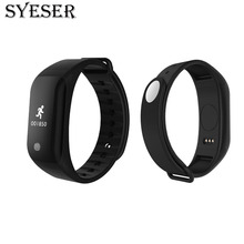 Buy SYESER H10 bluetooth Smart Band Fitness Tracker Bracelet Sport Wristband pedometer Smartband Android IOS pk xiaomi mi band 2 for $17.92 in AliExpress store