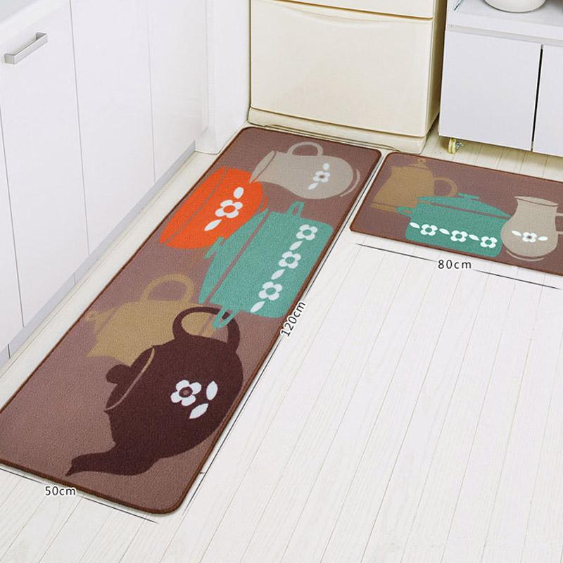 Achetez en gros tapis de cuisine moderne en ligne des for Tapis de cuisine aliexpress